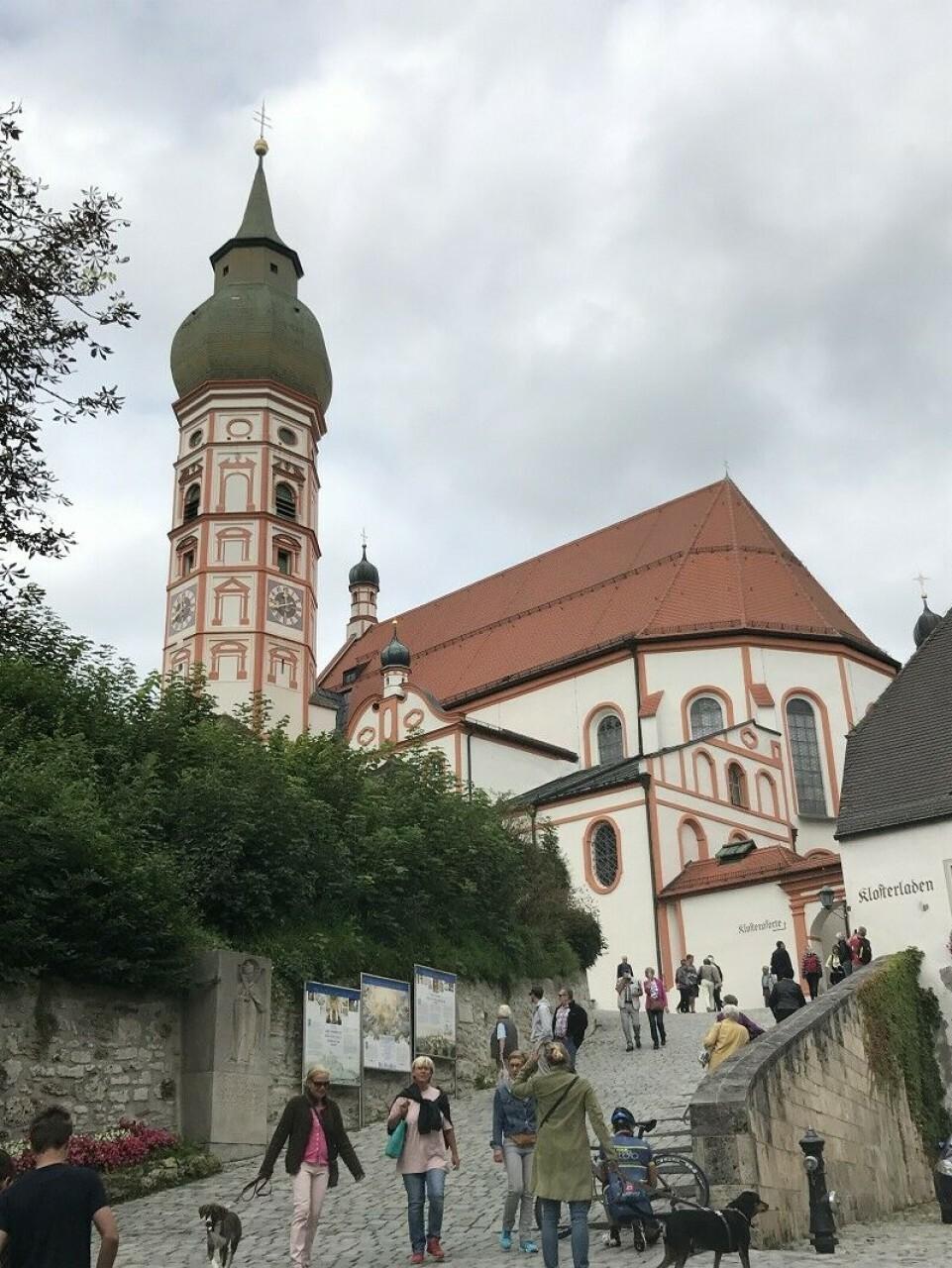 Kloster Andechs Weihnachtsmarkt.Weihnachten Am Ammersee Und Kloster Andechs Reisethemen